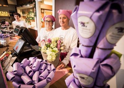 Åre Chokladfabrik för DI-reportage