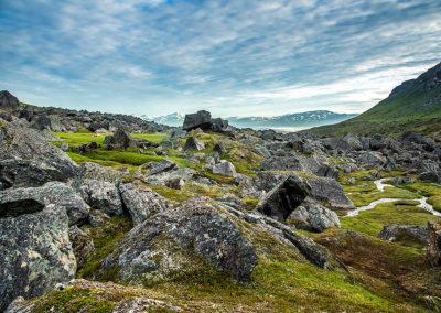 Kärkevagge, Lappland