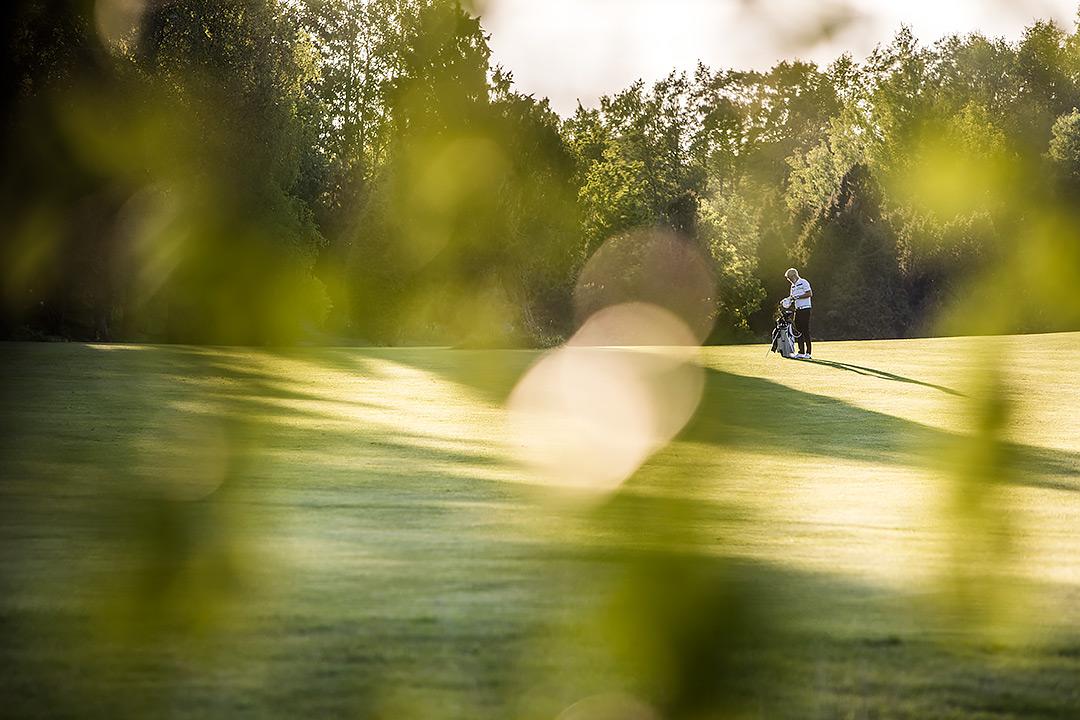Golf-inspiration för Oscar Jacobsson